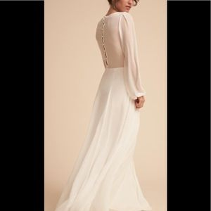 Nova dress Watters and Watters by BHLDN size 8 USA